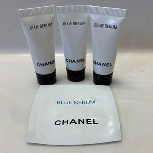 Chanel Blue Serum Deluxe Samples